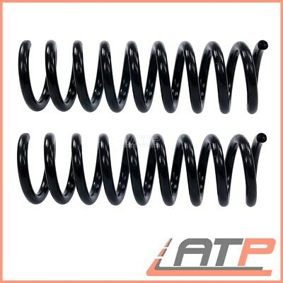 2X Suspension Coil Spring Rear Mercedes C-Class W203 S203 30 32 55 Amg 180-350
