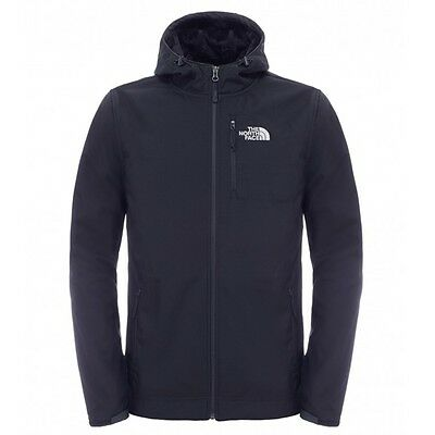 The North Face Durango Hoodie Herren Softshell-Jacke TNF Black