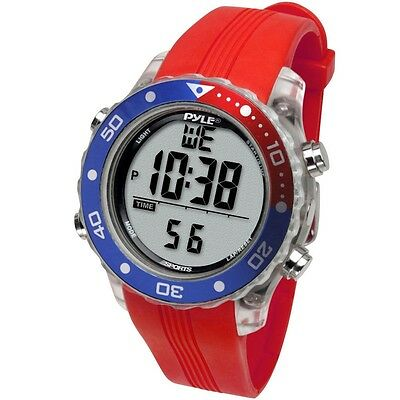 NEW Pyle PSNKW30P Snorkeling Master W/Dive Duration Water Temp.