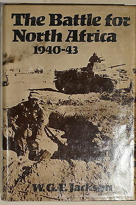 WW2 British US The Battle For North Africa 1940-43 Reference Book