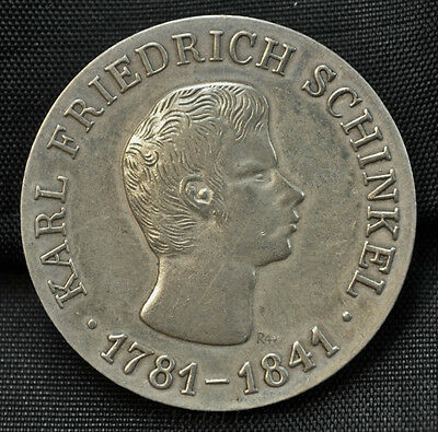 1966 A German Democratic Republic 10 mark - silver