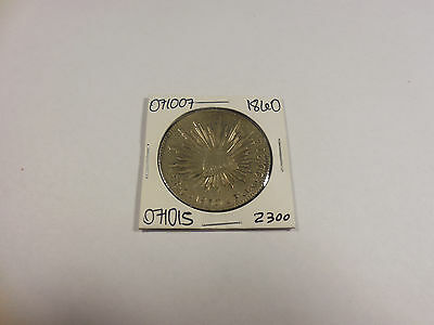 1860 Mexico 8 Reale - Nice - # 071007