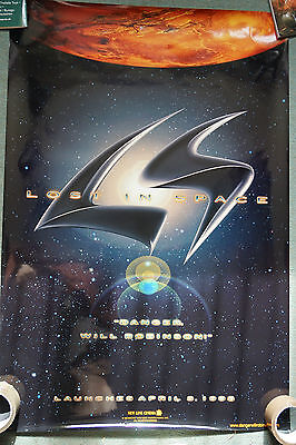 Lost In Space (Reg) (1998)US Single Sheet  Movie Poster 24 X 41 inches