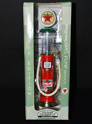 Gearbox 1930s Wayne Gas Pump TEXACO Limited Edition #07529