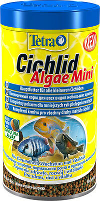 Tetra Cichlid Algae Mini 170 g / 500 ml - food for all smaller Cichlids