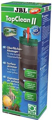 JBL TopClean II  2nd generation of the surface skimmer for aquariums