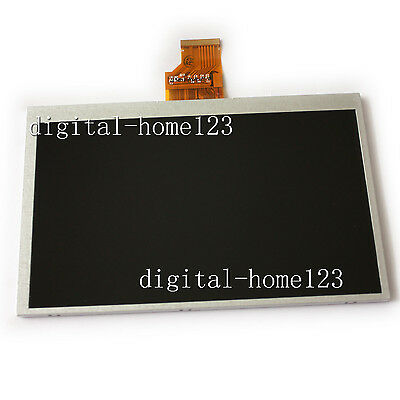 LCD Display For HuaWei MediaPad 7 Youth S7-701u S7-721 S7-701w Replacement