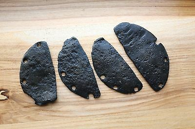 Viking Parts of Horse Harness and Protection - 7-8 AD