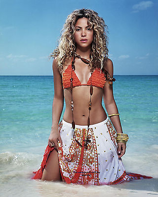 Shakira, 8X10 glossy & Other Size & Paper Type  PHOTO PICTURE s8