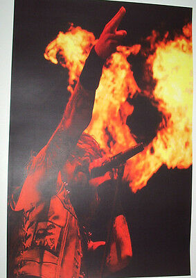 Rob Zombie Promo Poster .. Hellbilly Deluxe