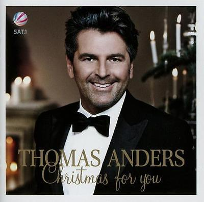Christmas For You (Basic Edition) von Thomas Anders (2012) - CD - Album NEU&OVP