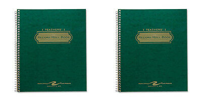 Roaring Spring Record and Roll Book Asst Colors 2 Packs