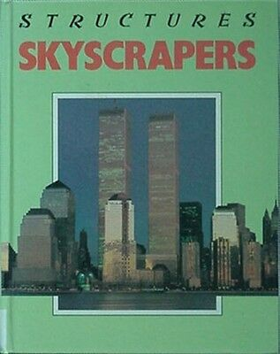 Skyscrapers, 1993 Book (World Trade Center Cvr