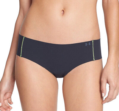 Under Armour Pure Stretch Cheeky Ladies Brief - Black
