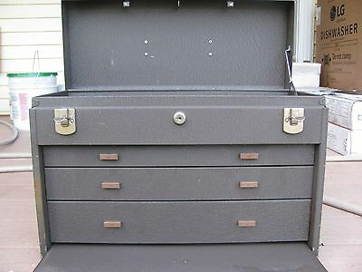 Kennedy 620   Metal Machinist Tool chest  Box
