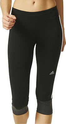 adidas Response 3/4 Capri Ladies Running Tights