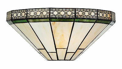 Tiffany Style Wall Light With Fittings