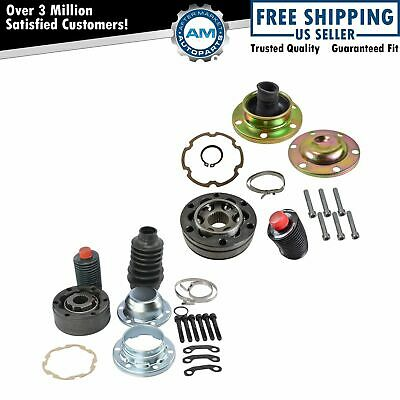 Drive Shaft CV Joint Rebuild Kit Front & Rear for Jeep Grand Cherokee Liberty
