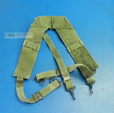 "US Vietnam M1956 ""H"" Equipment Suspenders - Exc"