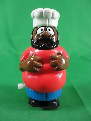 "1997 South Park Comedy Central Chef Wind Up 4"" Tall NEW"