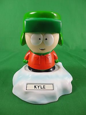 "1998 South Park Comedy Central Kyle with Base 4"" Tall Figure"
