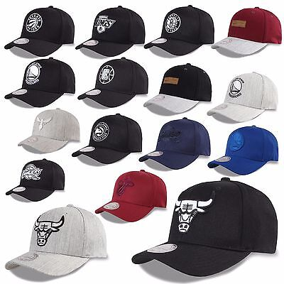 Mitchell & Ness e Snapback Flexfit 110 Cappello Bulls Nets Warriors Cavaliers
