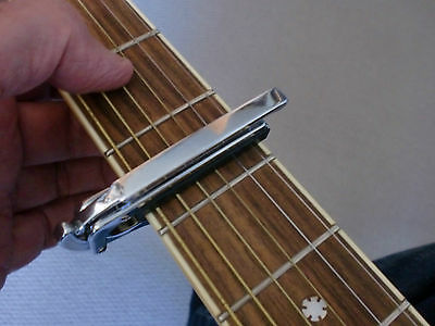 Dadi Gp006 Quick Release Lever Action Guitar Capo - Fits Acoustic & Electric