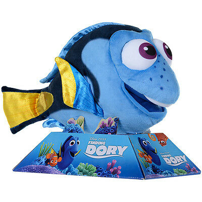 "Posh Paws Disney Finding Dory 10"" Plush DORY NEW"