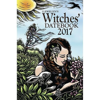Witches Softcover Weekly Planner