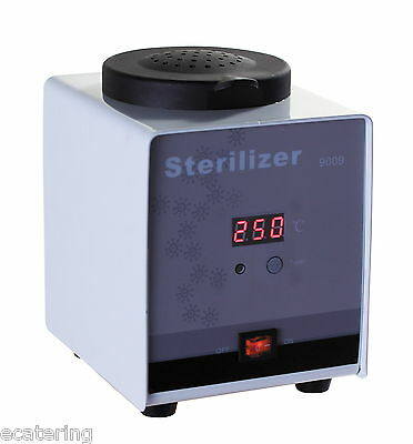 Germix Ultra High Temperature Quartz Bead Sterilizer . Incredible Sale Price