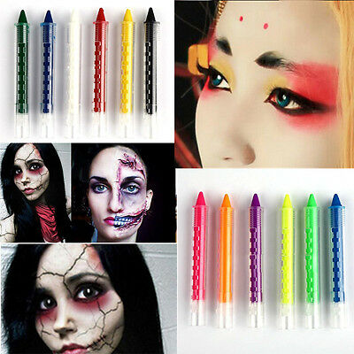 6g Face Paint for Kids Professional Non-toxic Body Painting Makeup For Halloween