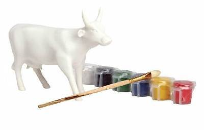 Cow Parade Figurines Medium Resin Paint Your Own Cow 47257 Cowparade UK