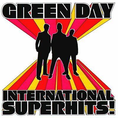 Green Day (New Sealed Cd) International Superhits Greatest Hits Very Best Of Pa