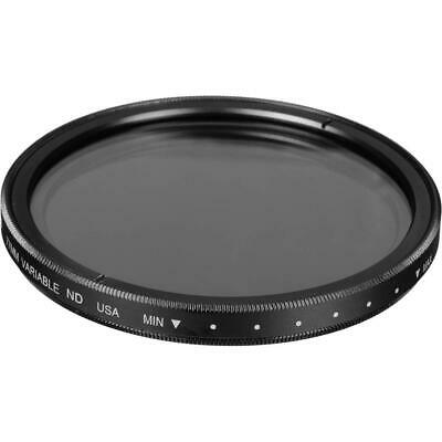 Tiffen 77mm Variable Neutral Density (ND) Filter - 2 to 8 Stop #77VND