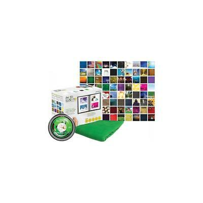 Westcott Green Screen Photo Illusion Lite Bundle #417N