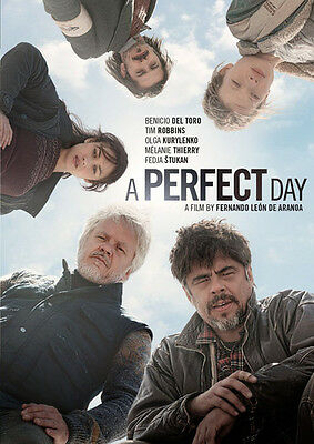 Perfect Day (2016, REGION 1 DVD New)