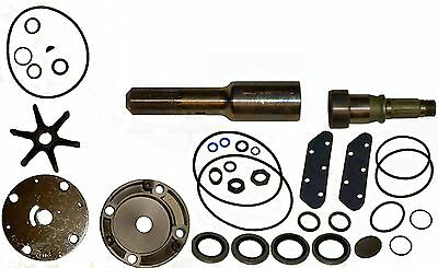 Shaft Kit - Water Pump Kit for OMC Stringer replaces 909121 909753 982949 983218