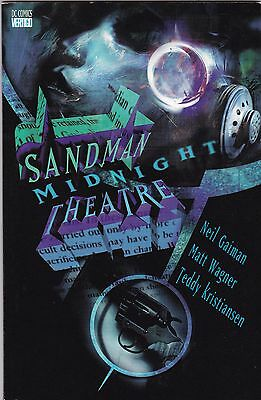 1995 DC Comics Vertigo Sandman Midnight Theatre 1st Print Graphic Novel
