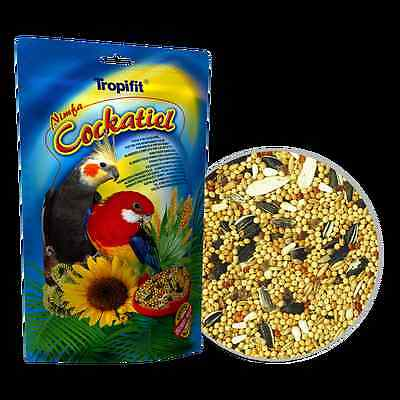Tropical - COCKATIEL-  basic food of the parrot 700g