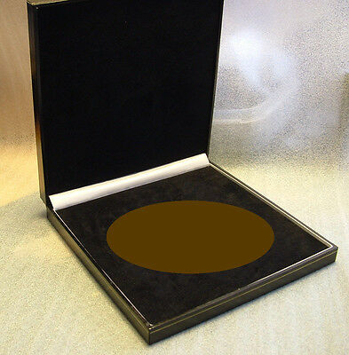 Black Deluxe Display Case for First World War Memorial Plaque