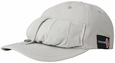 TravelSafe Netcap -Cap with Integrated Mosquito Headnet Fishing Trekking Camping