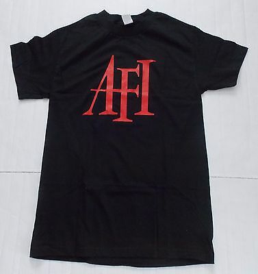 AFI- NEW September 2006 Tour T Shirt- Small $18.00 SALE FREE SHIPPING TO U.S.!