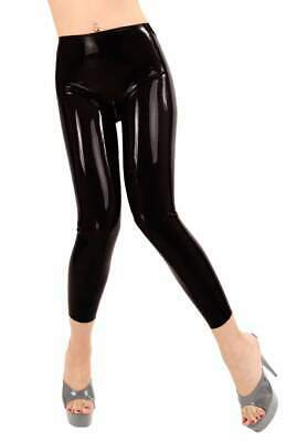 Anita Berg - Hautenge lange Zip Latex Leggings in diversen Farben