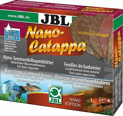 JBL Nano Catappa -Healing Indian almond leaves