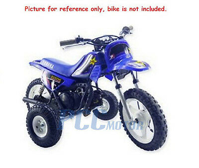 Motorcycle Dirt Bike Training Wheels For Yamaha Pw50 Pw Py 50 Pee Wee I Tw03