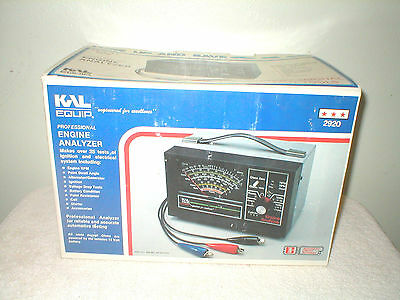 Tune-up Analyzer Tool  NEW IN BOX  Perfect Holiday Gift Idea