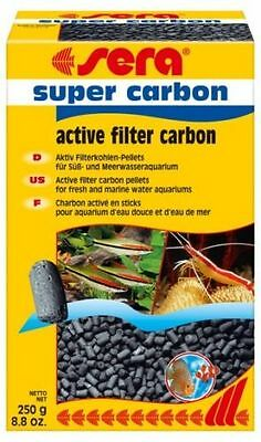 Sera Super Active Filter Carbon 250g