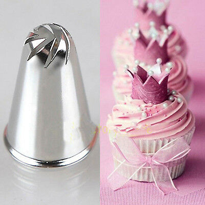 DIY Russian Icing Piping Nozzles Tips Flower Cake Sugarcraft Decorating Tools