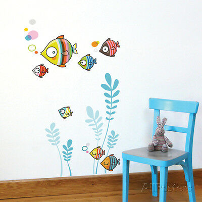 The Bubble Family Wall Decal Sticker - 24x25
