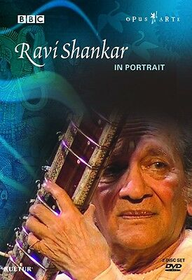 Ravi Shankar in Portrait: Between Two Worlds/Live in Co (2009, REGION 0 DVD New)